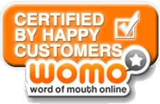 WOMO - word of mouth - reviews for The Lock Guy