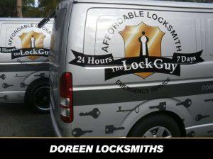doreen locksmiths